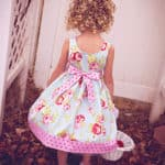 Lilly's Lapel Party Dress | The Simple Life Pattern Company