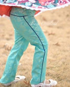 Breanna's Peekaboo Shorts, Capris + Pants   The Simple Life Pattern Company