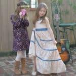 Mia's Tieback Top + Dress + Maxi | The Simple Life Pattern Company