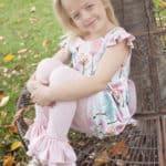 Chloe's Ruffle Leggings + Capris + Shorties   The Simple Life Pattern Company
