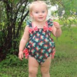 Scarlett's Sun Suit | The Simple Life Pattern Company