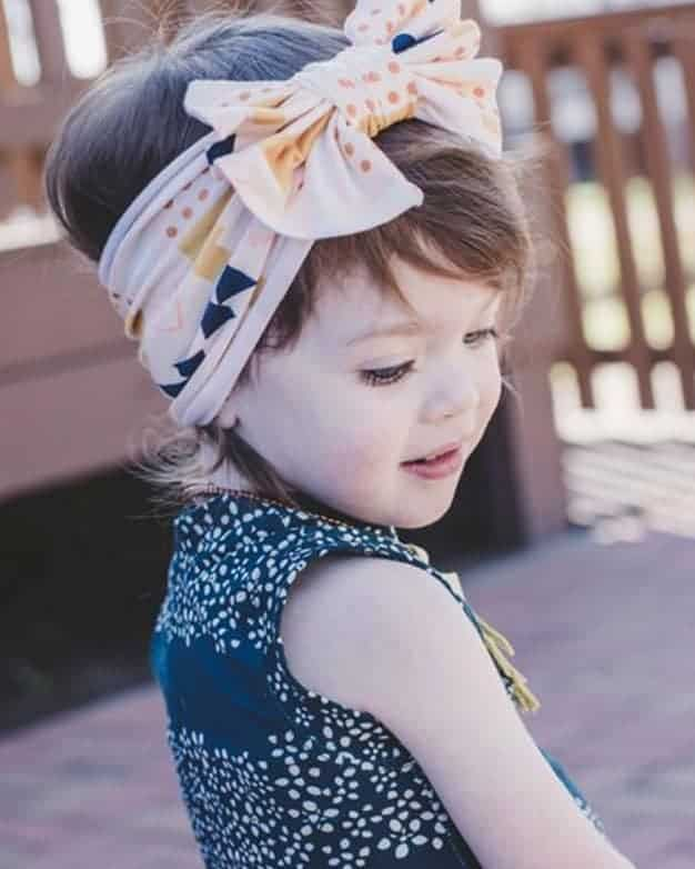 Barbs Headband | The Simple Life Pattern Company