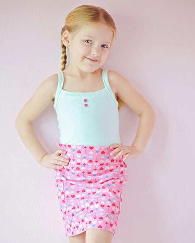 Camis Tank Top The Simple Life Pattern Company