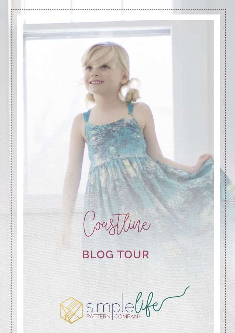 Coastline Blog Tour | The Simple Life Pattern company