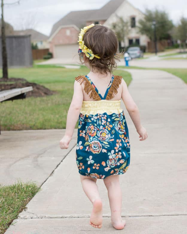 Romper Add On | The Simple Life Pattern Company
