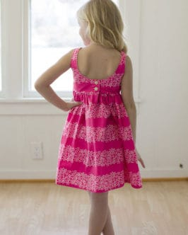 Molly Dress | The Simple Life Pattern Company