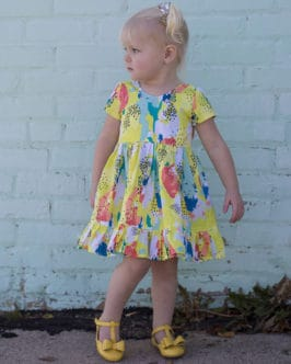 Sophie Dress | The Simple Life Pattern Company