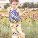 Baby Marlie Romper | The Simple Life Pattern Company