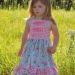 Cora Dress   The Simple Life Pattern Company