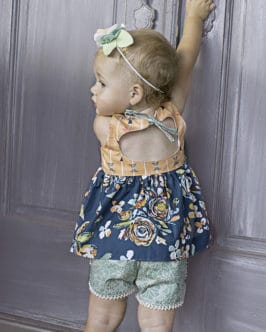 Baby Taylor Shorts | The Simple Life Pattern Company