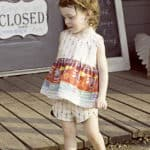 Taylor Shift top and dress   The Simple Life Pattern Company Sheath dress a line top large keyhole back open tie back top shirt dress fall winter spring summer dress with sleeves tank top classy woven pdf sewing pattern babies baby girls tween empire bodice gathered skirt