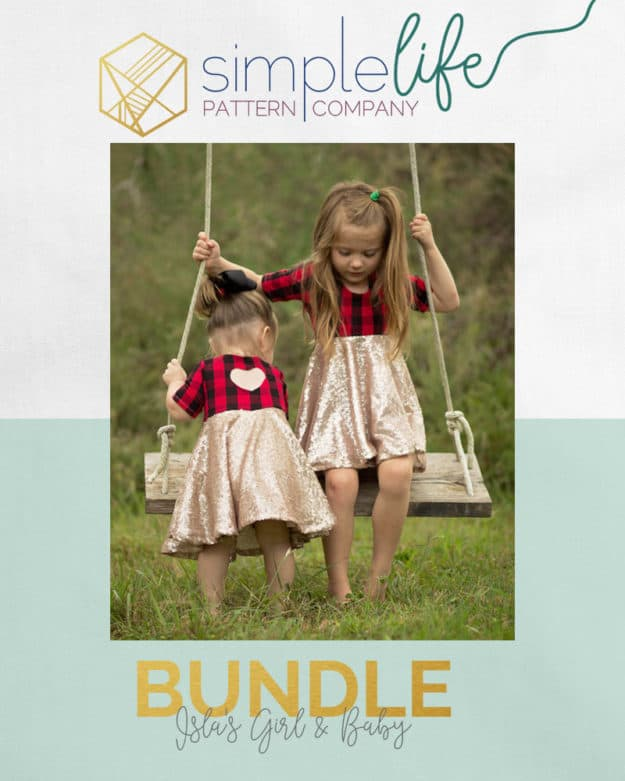 Baby Isla | Bundle | The Simple Life Pattern Company
