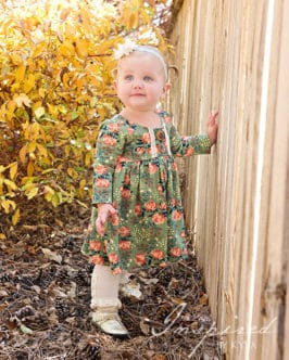 Baby Isla | The Simple Life Pattern Company
