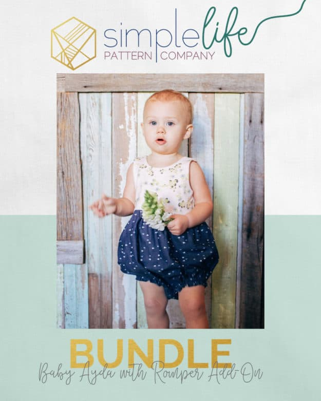 Baby Ayda | Bundle | The Simple Life Pattern Company