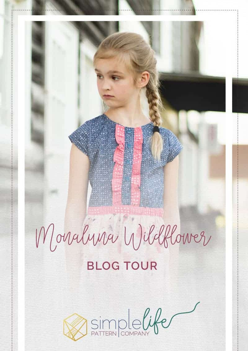 Monaluna Wildflower The Simple Life Pattern Company