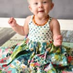 Knit Baby Bella Bodice Add-on | The Simple Life Pattern Company