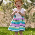 Rayann's Retro Top Dress & Maxi cap sleeves long sleeves tank top button sash no closures beginner easy pattern accent strips simple vintage 2t-12