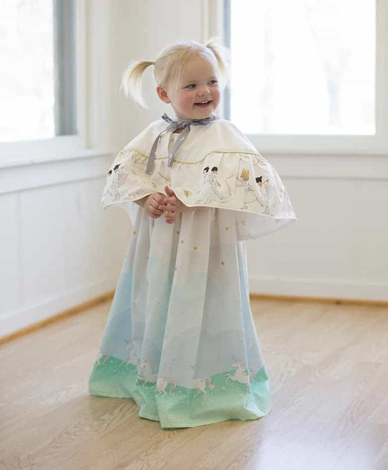 free sewing pattern Juliettes capelet Simple Life Pattern Company ...