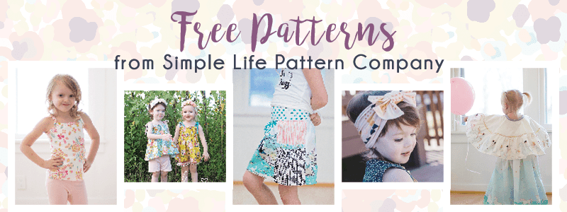 a whole list of free sewing patterns for girls and baby and doll ...