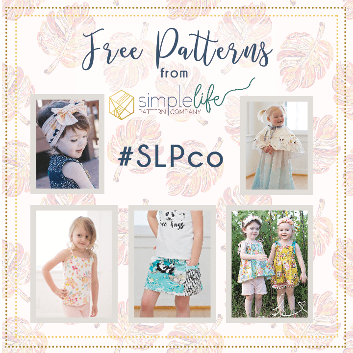 Check out all the FREE patterns at Simple Life Pattern Company ...