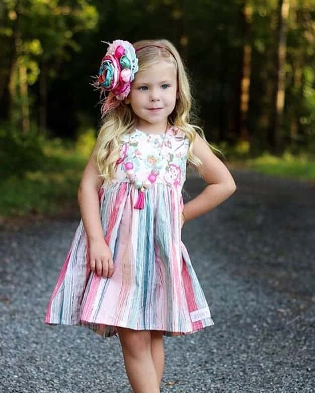 Adelyns Scoop Back Top Dress The Simple Life Pattern Company