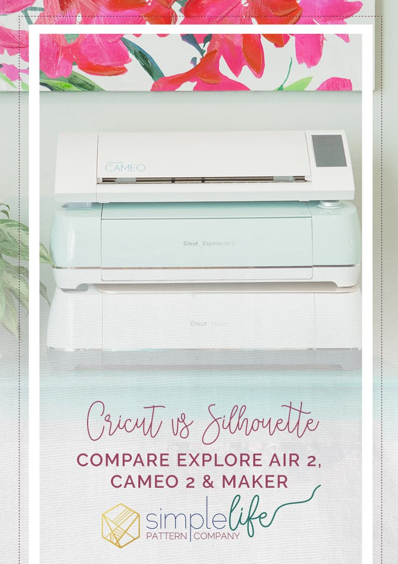 What cutting machine is right for you? Cricut Explore Air 2