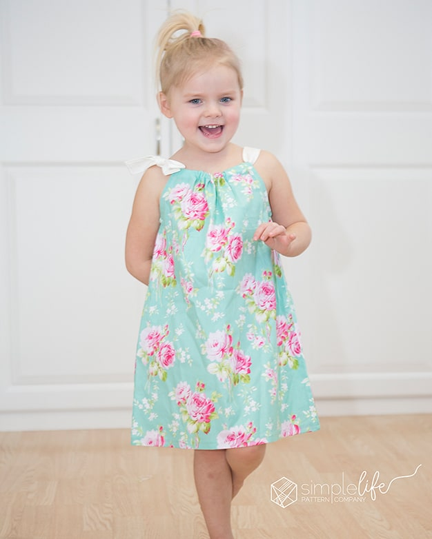 Free Printable Pillowcase Dress Pattern - Pattern Design Inspiration