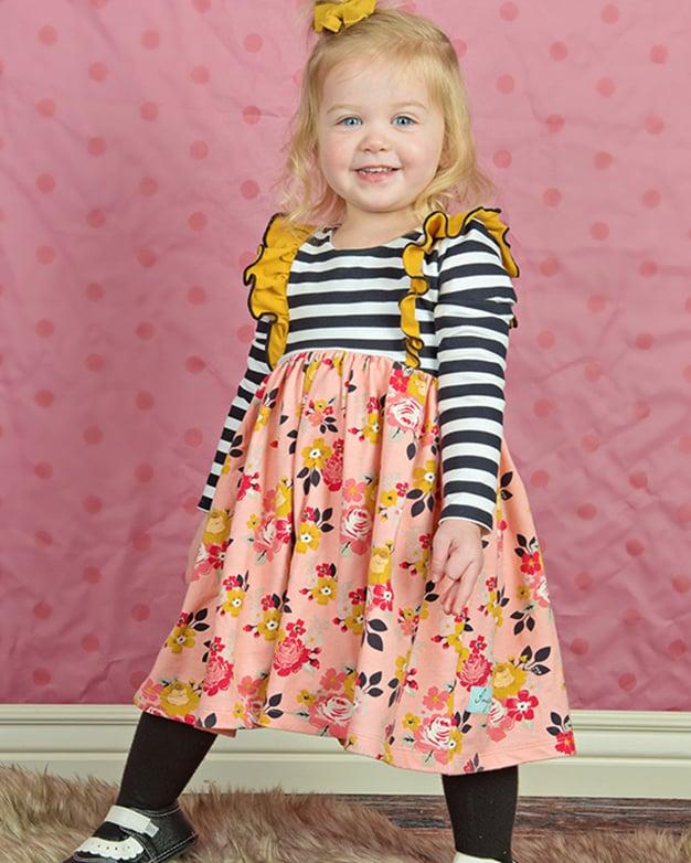 Knit Jaimesyn S Bodice Add On Must Purchase Woven Version