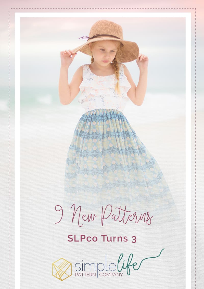Simple Life pattern company | Baby Wendy's Classic Collar Dress. PDF Sewing Pattern Baby Sizes NB-24M Peter Pan Collar, Sleeve with Cuff, Skinny Belt, Sleeves, Long 3/4, Short, Tank, Button Back, Deep Hem, Winter, Fall, Spring, Summer, Special Occasion, Holiday, Collar Piper's Flounce Top, Dress & Maxi | Simple Life Pattern Company SLPco High Low skirt flounce simple bodice elastic waist maxi top dress summer sleeveless beach dress Baby Pearl's Zipper Top and dress Simple Life Pattern Company SLPco PDF downloadable sewing pattern for advanced beginners zipper instructions how to party dress puff sleeve open back ruffle skirt spring dress summer style fall back to school dress winter holiday special occasion top and dress baby mile big bow tulip sleeve mile accent strip circle skirt molly placket 3 tier skirt ruffle neck sandy jaimesyn knit double flutter laguna big pocket panel