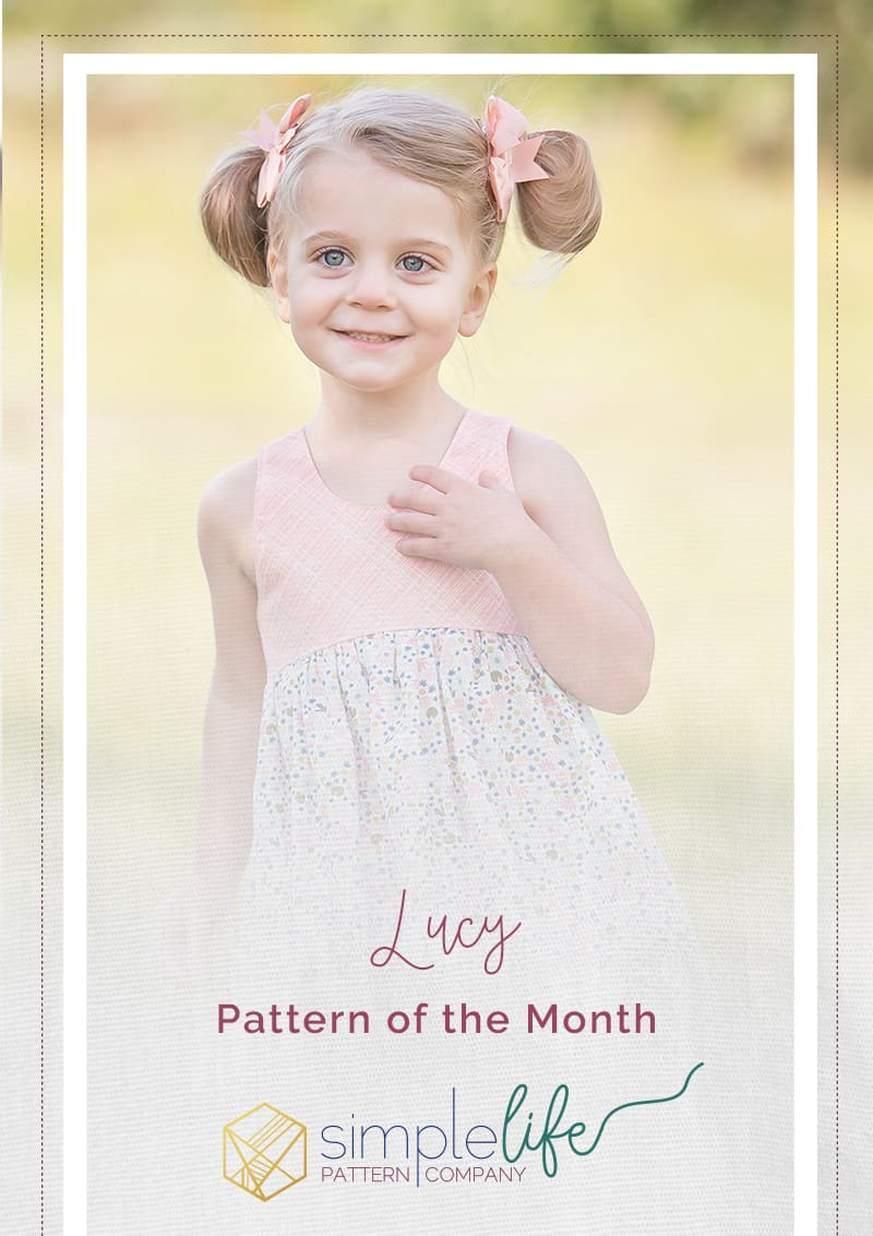 May Pattern of the Month - The Simple Life