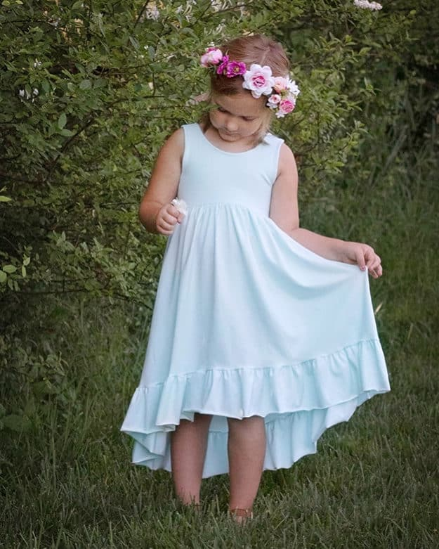 Girls\' Dresses | The Simple Life Pattern Company |