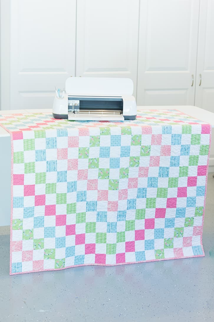 Riley Blake Quilt Kits And Your Cricut Maker Part 3 Of 3 The
