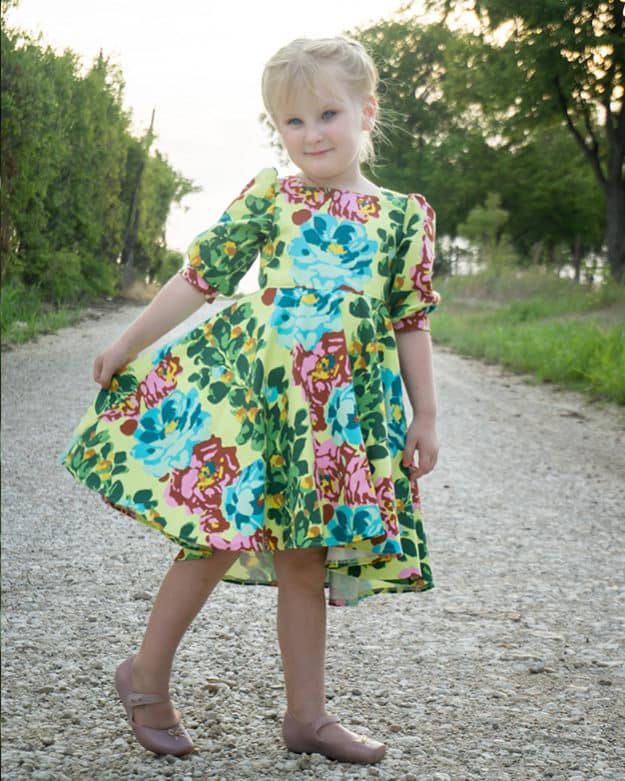 The Simple Life Company | Pdf Sewing patterns for babies + girls