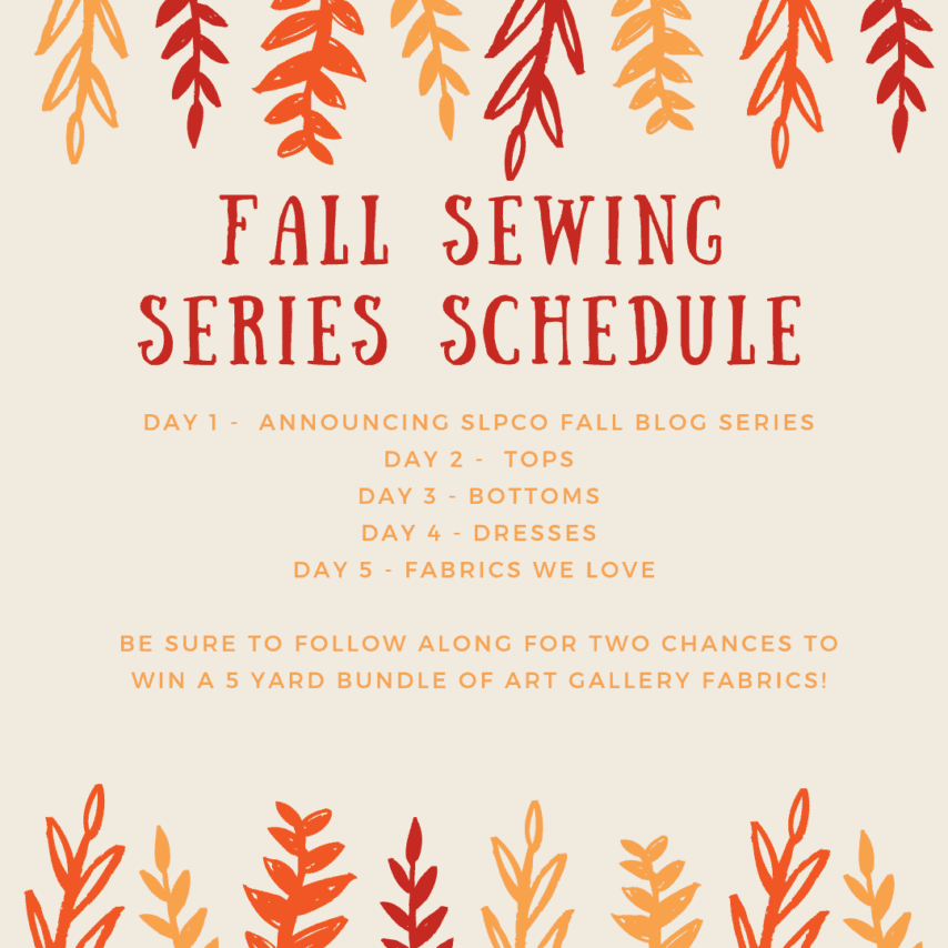 fall sewing series simple life pattern company autumn bottoms leggings skirts knit woven favorite downloadable pdf sewing patterns for baby girls tween and women best sewing patterns top and tunic voile leggings peplum high low skirt circle gathered shirt scoop back popular trendy stylish tots toddler
