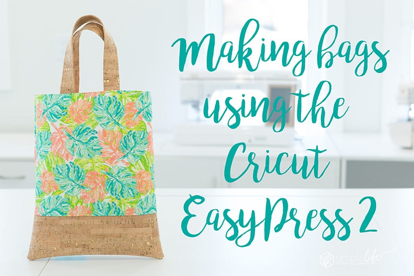 92976d1c4 This bag also doesn't have any gussets but that's okay – it makes for a  super fast and easy sew, great for beginners or anyone looking for smaller  tote.