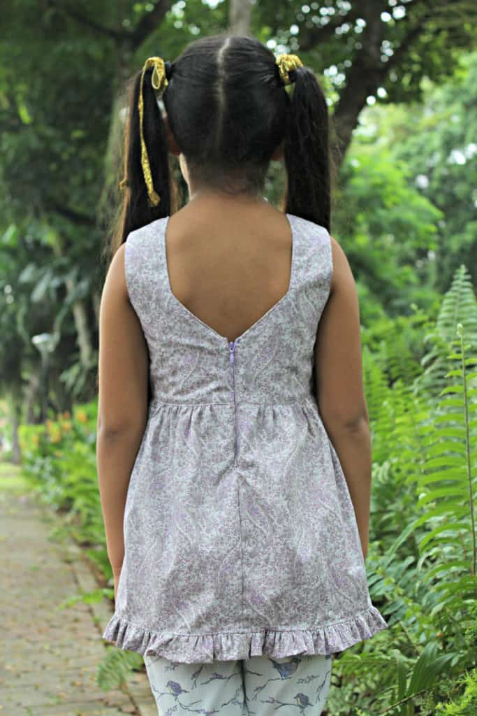 Pearl's Zipper Top and Dress Sew Along Recap