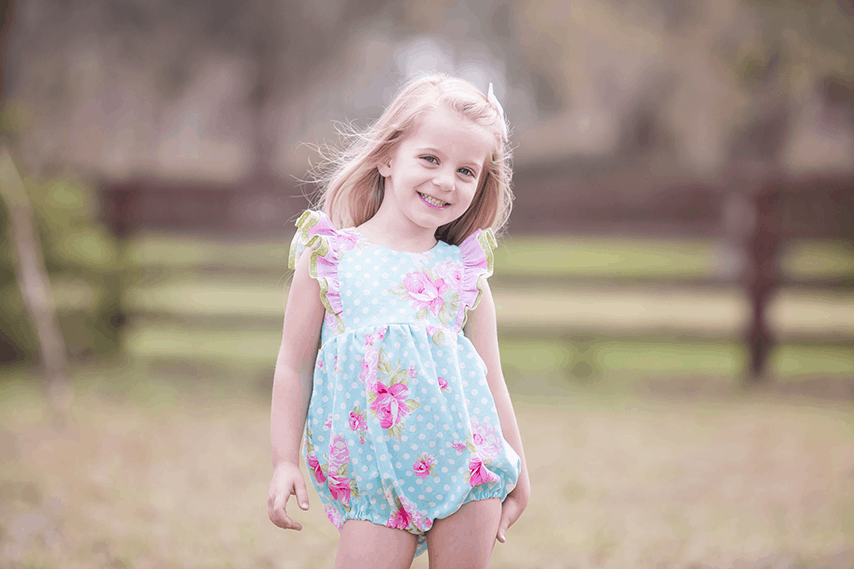 The Simple Life Pattern Company | It's Romper Month: March 2019