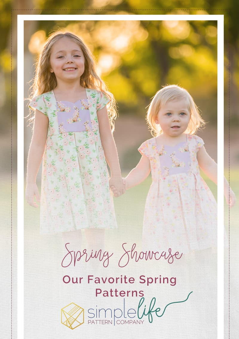 Spring Showcase {Our Favorite Spring Patterns} - The Simple Life Company Because the is nothing more beautiful than the colors of spring, we've rounded up some of our favorite spring patterns to help you usher in the season of fresh flowers, green grass and sunshine. Spring dresses, easter dresses, mommy and me dresses, matching sister dresses, spring florals,
