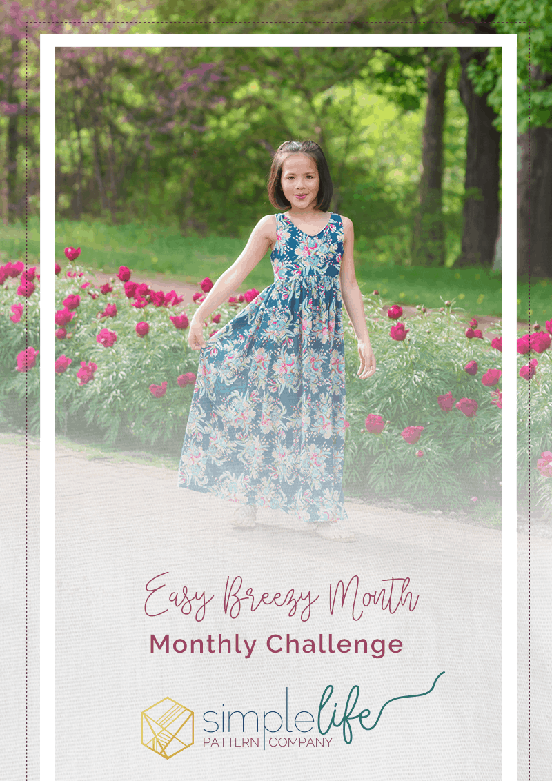 Easy Breezy Month | Monthly Challenge