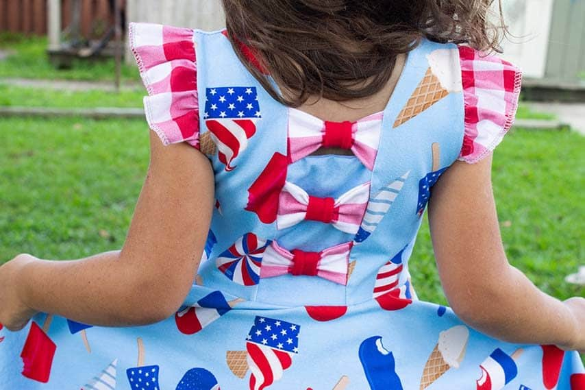 Simple Life Pattern Company | Sew Patriotic: Inspiration for your summer patriotic makes | 4th of July Memorial Day Americana