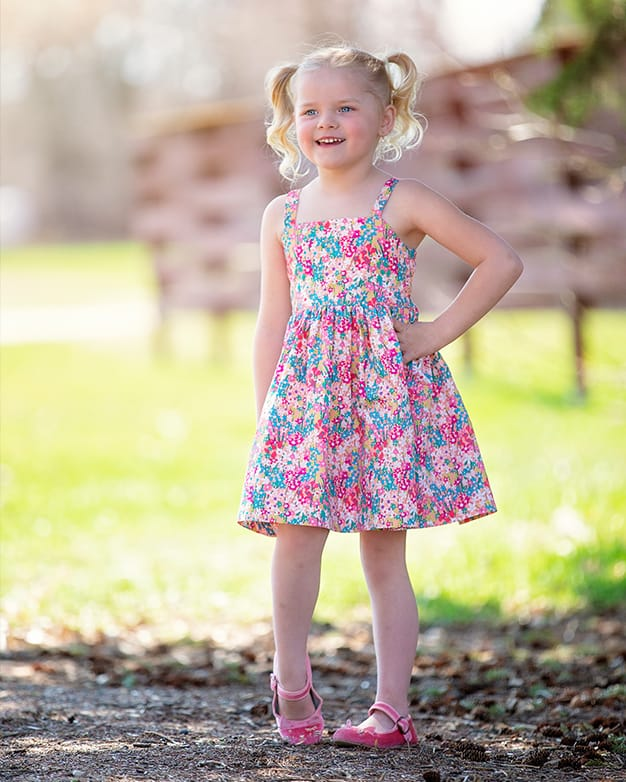 FREE Catalina Dress. Downloadable PDF Sewing Patterns for ...