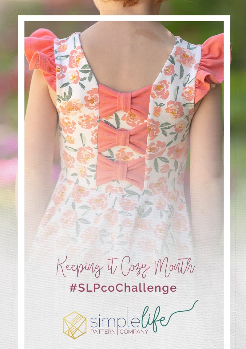 Keeping it Cozy Month - An SLPco Monthly Challenge | The Simple Life Pattern Company