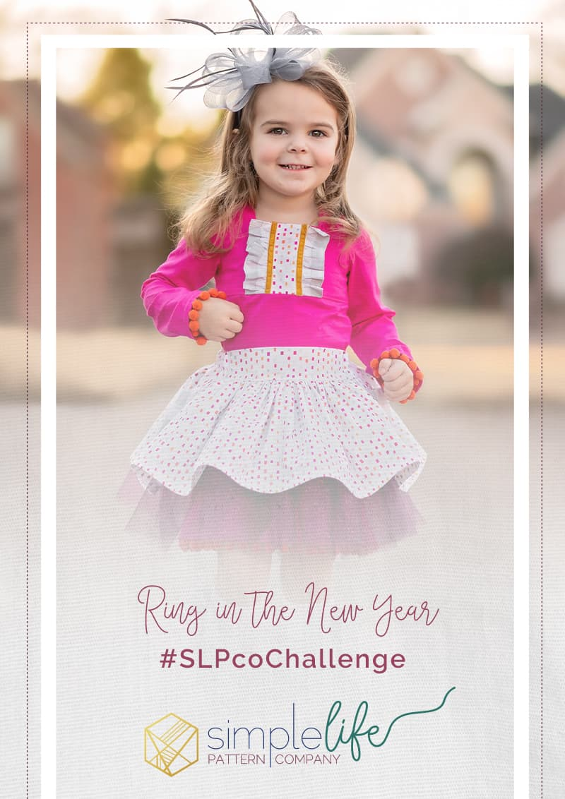 Ring in the New Year SLPco Challenge | The Simple Life Pattern Company