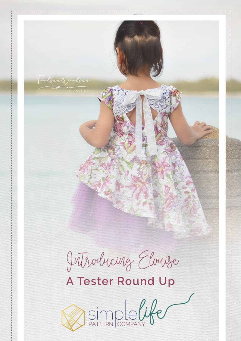 Elouise Tester Round Up | The Simple Life Company | Elouise's Asymmetrical Top & Dress