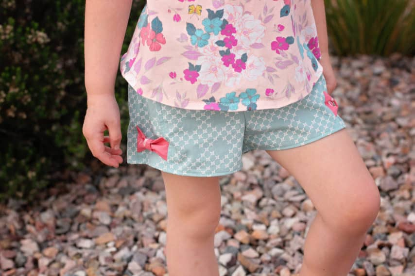 Spring Break Monthly Challenge | The Simple Life Company | PDF Sewing Patterns