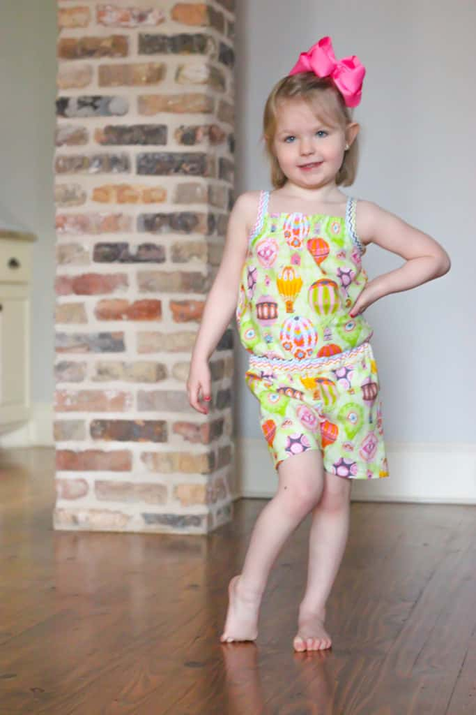 Romper Month | The Simple Life Company | SLPCO Challenge