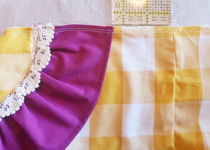 Opal Double Wrap Skirt