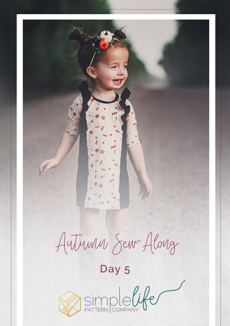 Autumn Sew Along Day 5