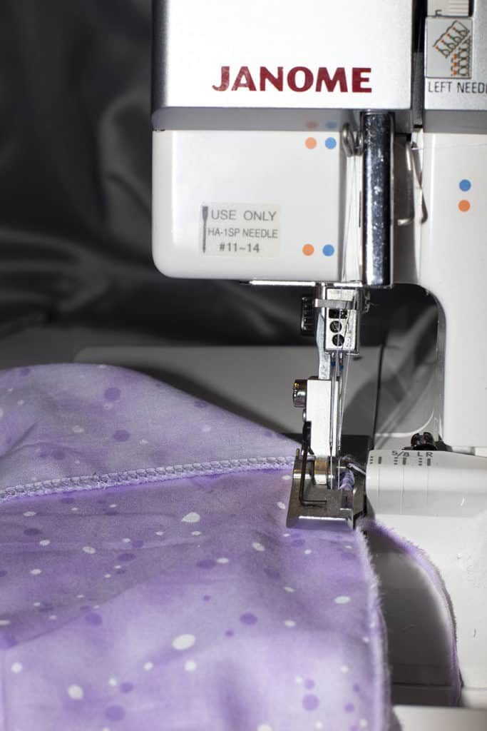Simple Life Pattern Company | How to attach a Sewn In Pettiskirt to your favorite SLPco Dress