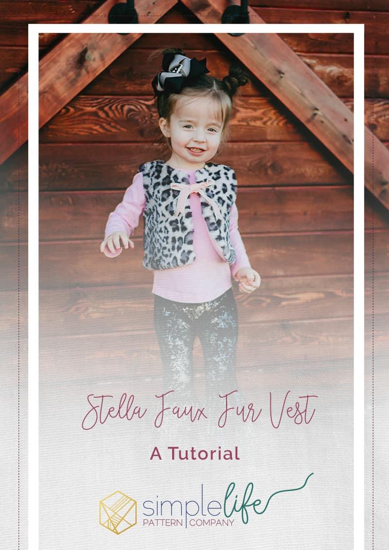 Stella Faux Fur Vest